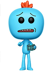 Rick and Morty - POP!- Vinyl Figur Mr. Meeseeks