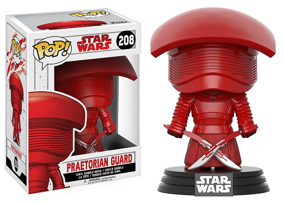 Star Wars - POP!- Vinyl Figur Elite-Prätorianergardist