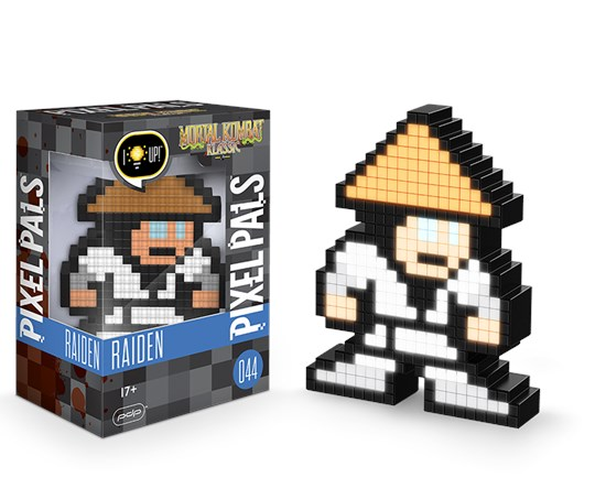 Pixel Pals - Mortal Kombat Raiden