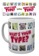 Pokémon - Tasse What's your type