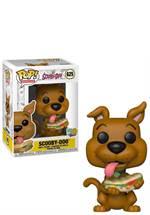 Scooby-Doo! - POP!-Vinyl FIgur Scooby-Doo mit Sandwich