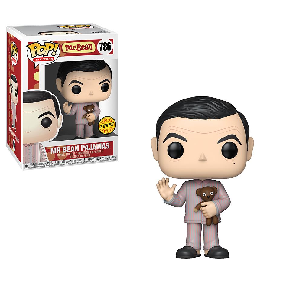 Mr. Bean - POP! Vinyl-Figur Pyjama