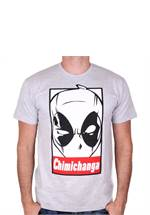 Marvel Deadpool - T-Shirt Chimichanga (Größe L)