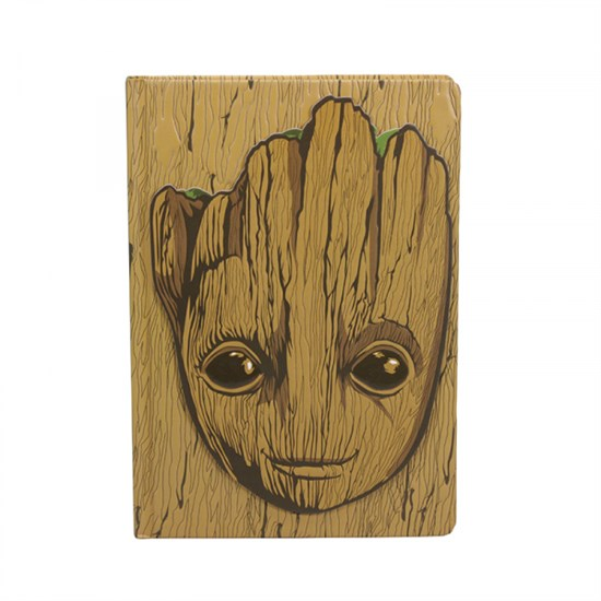 Guardians of the Galaxy - Notizbuch Groot