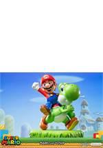 Super Mario - Statue Mario & Yoshi (vorbestellbar bis 09.05)