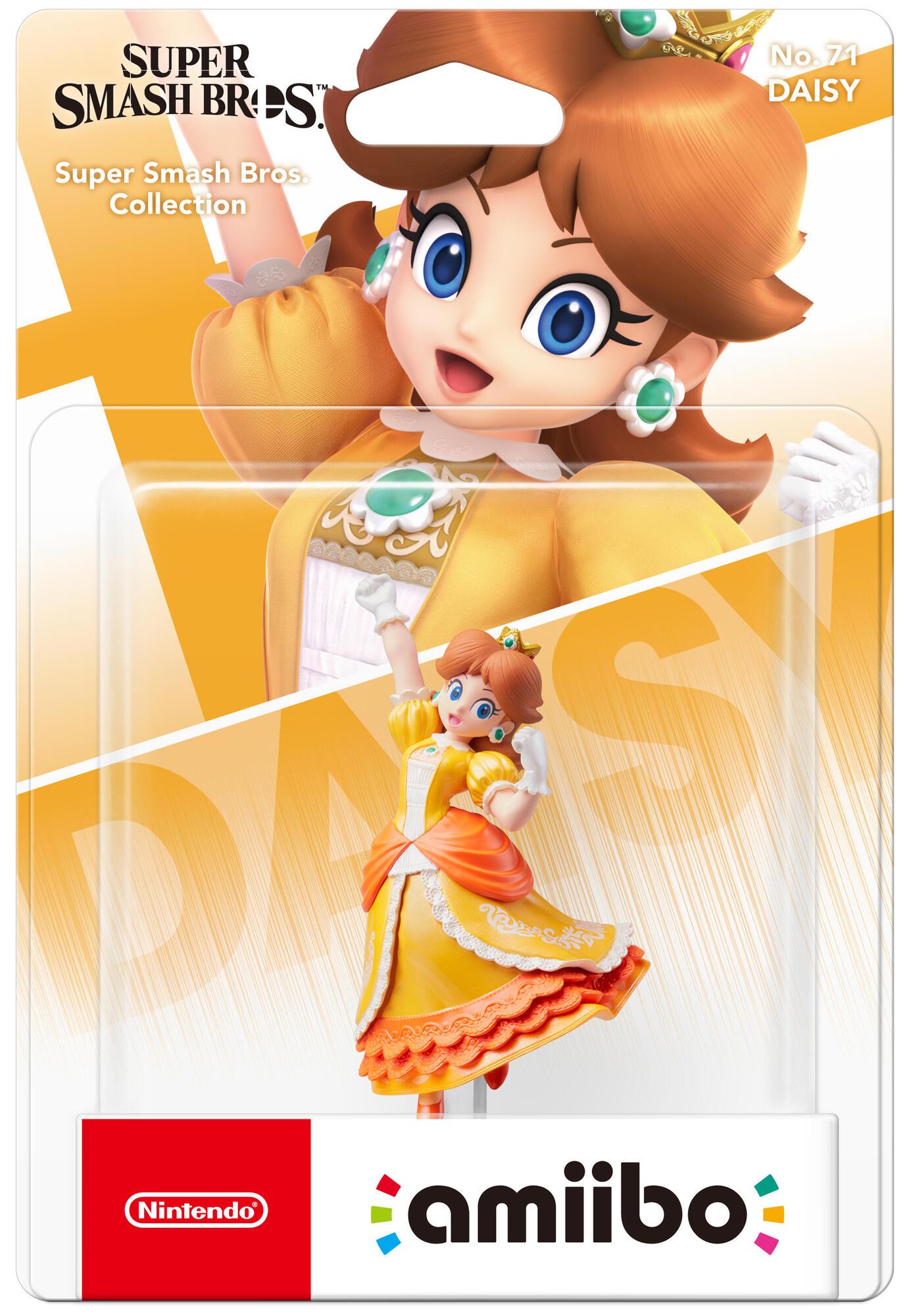 amiibo Figur Smash Daisy