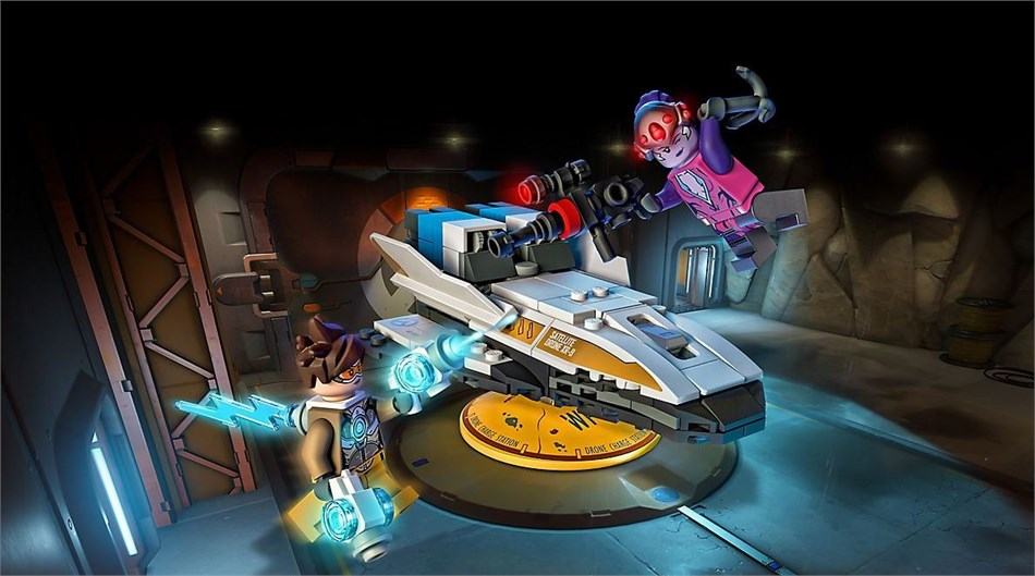 LEGO® Overwatch - Tracer & Widowmaker - 75970
