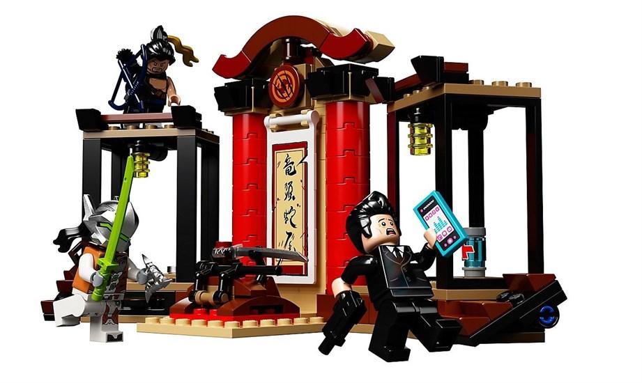 LEGO® Overwatch - Hanzo vs. Genji - 75971