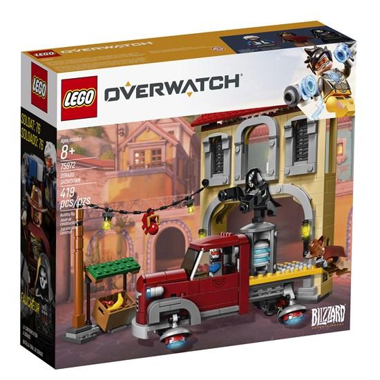 LEGO® Overwatch - Dorado Showdown - 75972