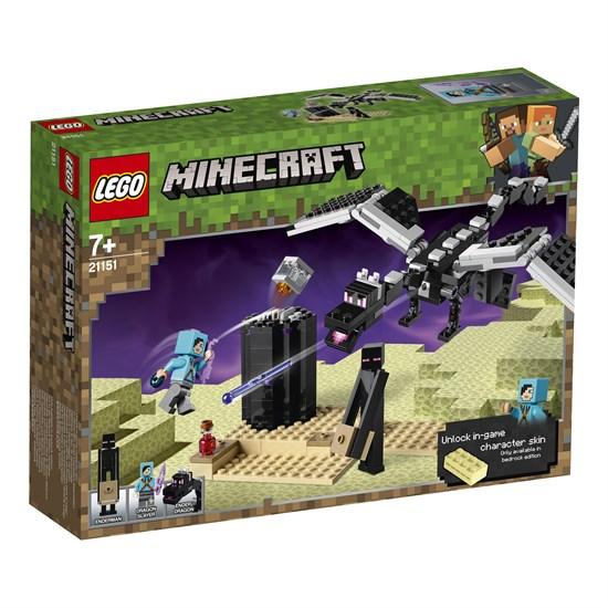 LEGO® Minecraft - Das letzte Gefecht - 21151