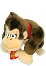 Super Mario - Plüschfigur Donkey Kong