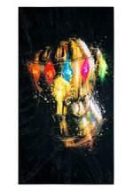 Marvel Avengers - Badetuch Handschuh
