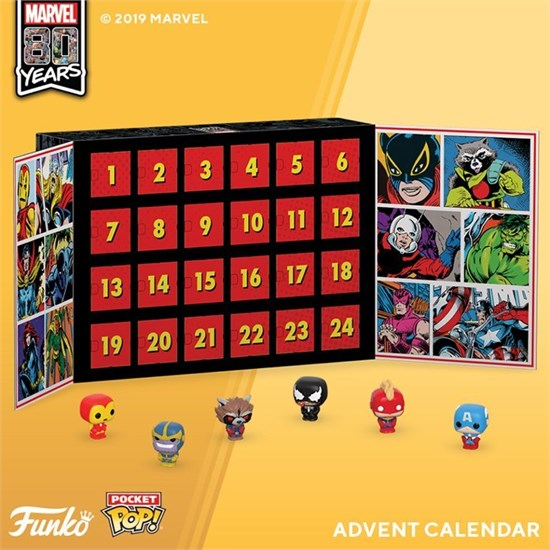 Marvel - POP!- Adventskalender
