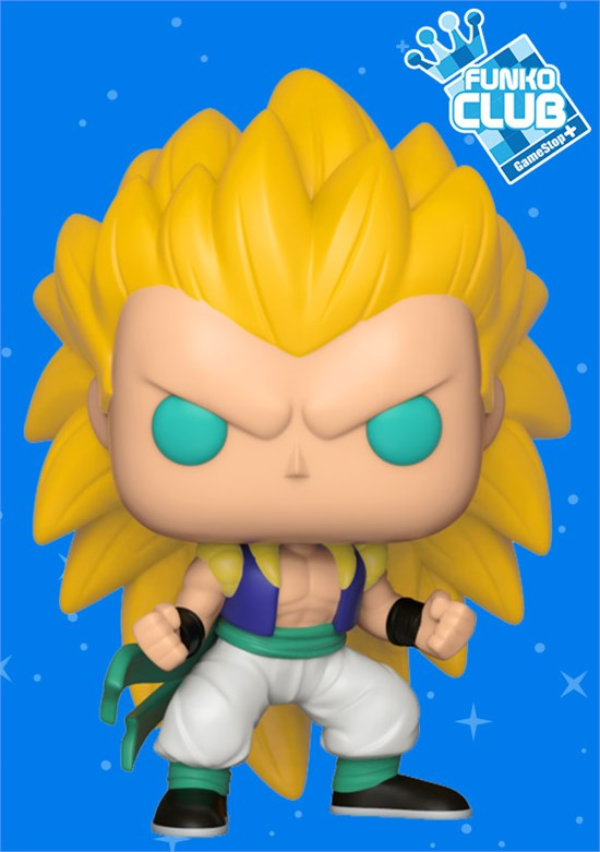 Dragon Ball Z - POP!-Vinyl Figur Super Saiyan Gotenks (Funko Club exklusiv!)