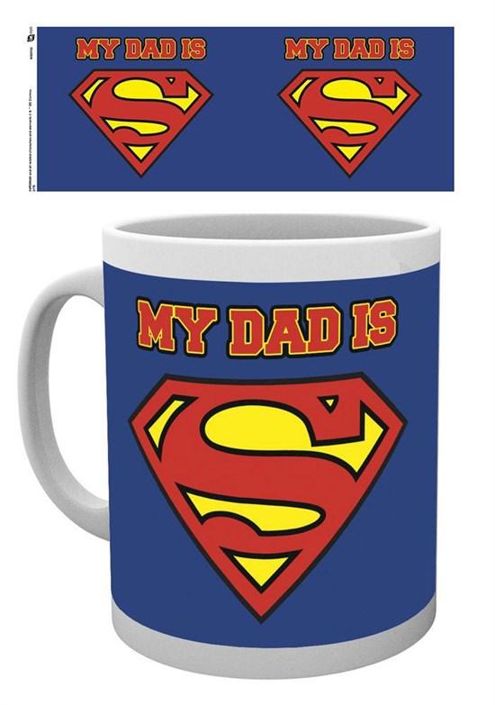 Superman - Tasse Superdad