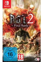 AoT 2 Final Battle