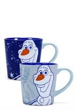 Die Eiskönigin 2 - Tasse Thermo Effekt Olaf