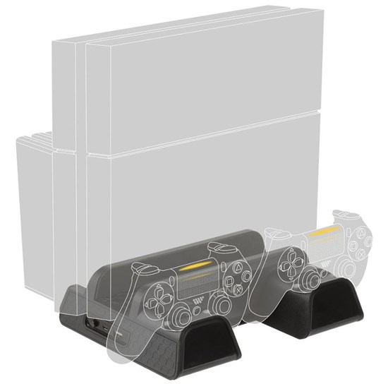 KONIX Starship Cooling & Charging Stand (PS4 Pro + Slim)