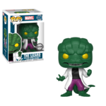 Marvel Spider-Man - POP!-Vinyl Figur The Lizard