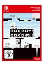 BOXBOY! + BOXGIRL! [Code-DE]