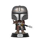 Star Wars: The Mandalorian - POP!-Vinyl Figur Mandalorian
