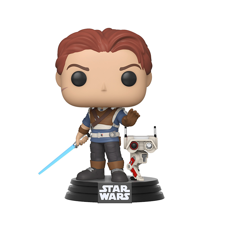 Star Wars Jedi: Fallen Order - POP!- Vinyl Figur Jedi