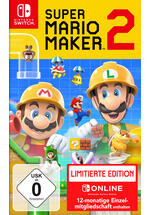 Super Mario Maker 2 Limited Edition