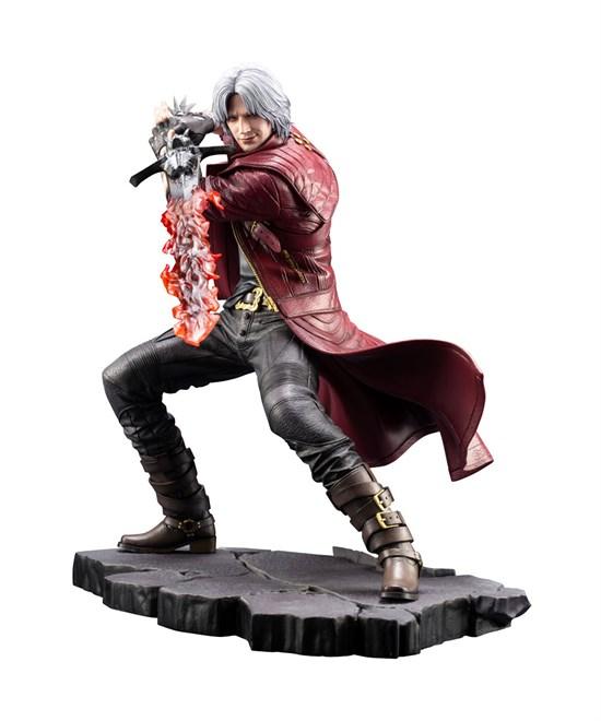 Devil May Cry 5 - Statue Dante (Vorbestellbar bis 06.06.19)