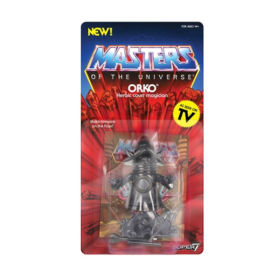 Masters of the Universe - Actionfigur Shadow Orko