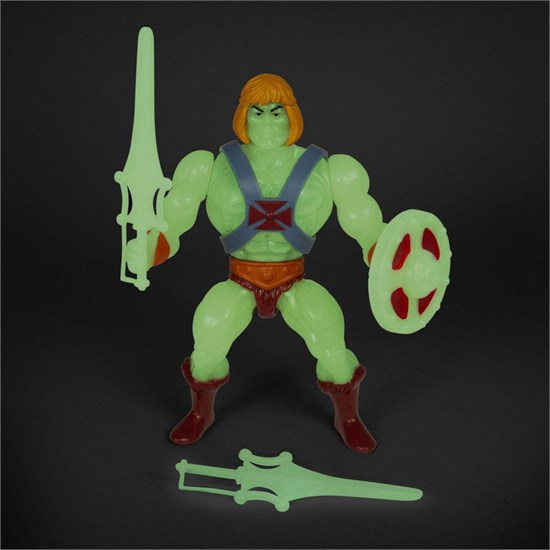 Masters of the Universe - Actionfigur He-Man (leuchtet im Dunkeln)