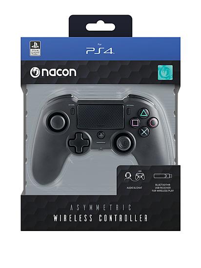 PS4 Nacon Asymmetric Wireless Controller