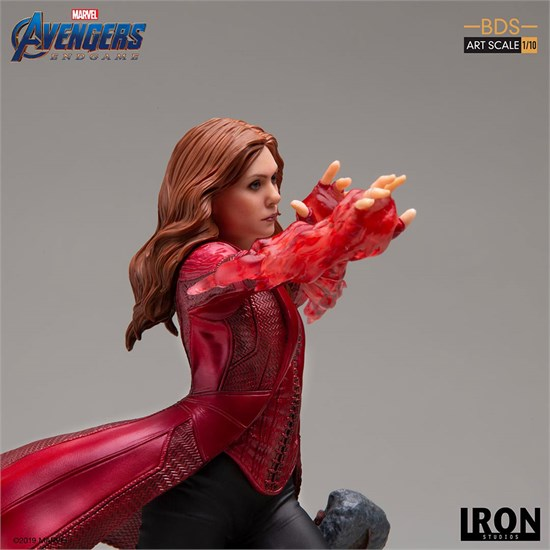 Marvel Avengers - Statue Scarlet Witch (Vorbestellbar bis 11.07.2019)