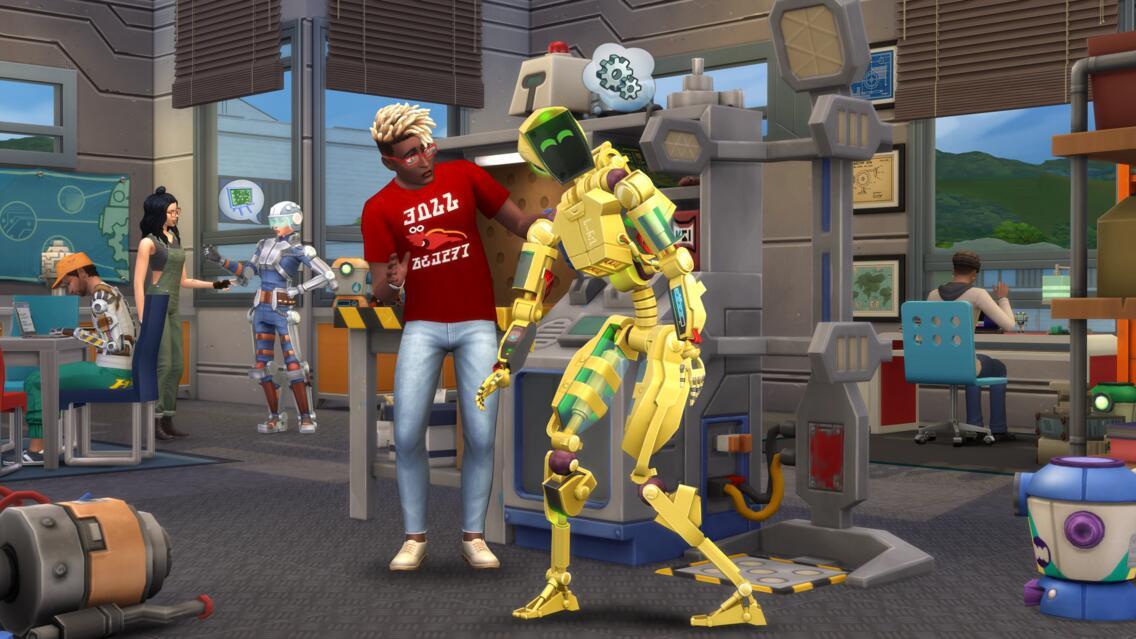 Die Sims 4 - An die Uni Erweiterungspack