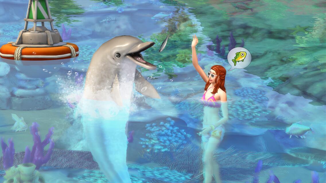 Die Sims 4 Inselleben Erweiterungspack