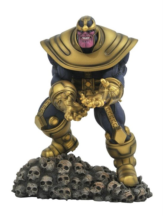 Marvel Comic - Diorama Thanos