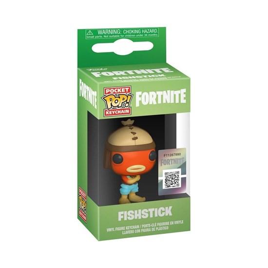 Fortnite - Pocket POP! Schlüsselanhänger Fischstäbchen