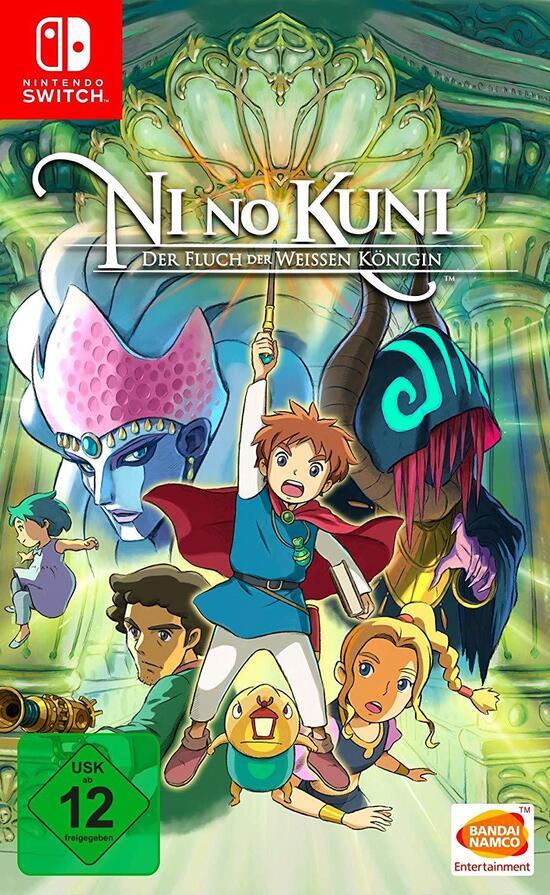 Ni No Kuni: Der Fluch der Weißen Königin
