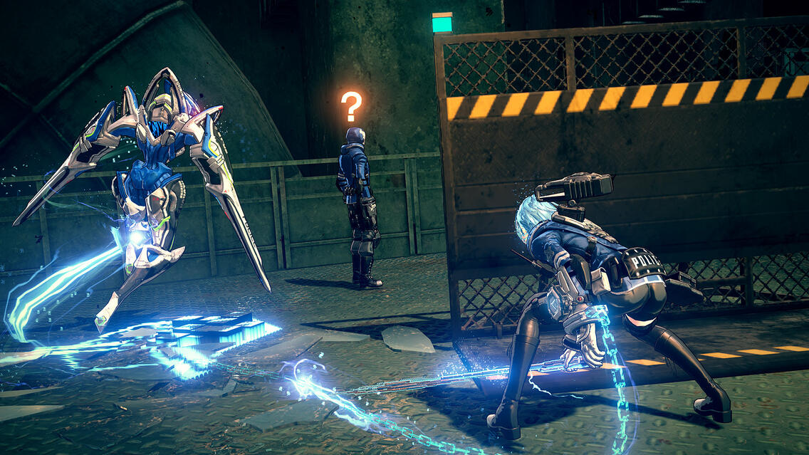 Astral Chain Collector's Edition (only online!)