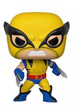 Marvel 80ter Jahrestag - POP!-Vinyl Figur Wolverine (Erster Auftritt)