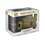 Harry Potter - POP!-Vinyl Figur Fang & Hagrid's Hütte