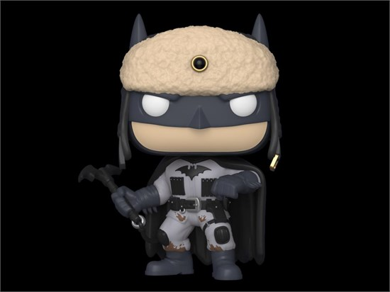 Batman - POP!-Vinyl Figur Red Son