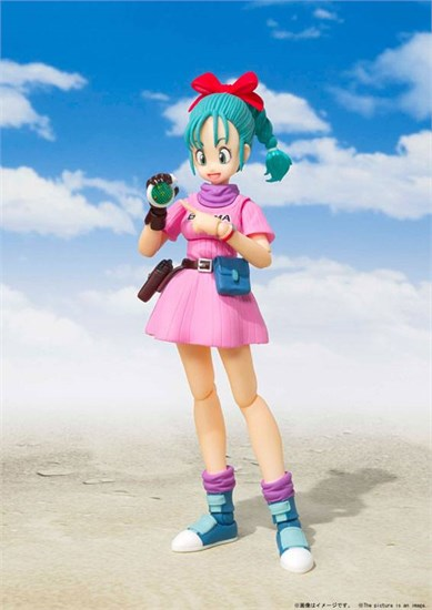 Dragon Ball - Actionfigur Bulma