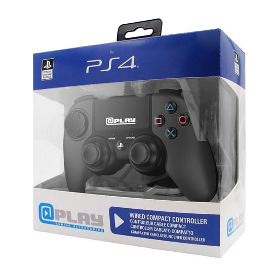 @Play PS4 Controller 2.0 (kabelgebunden) grau