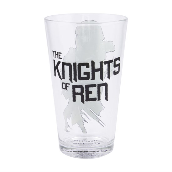 Star Wars - Glas Kylo Ren