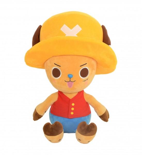 One Piece - Plüschfigur Chopper x Ruffy