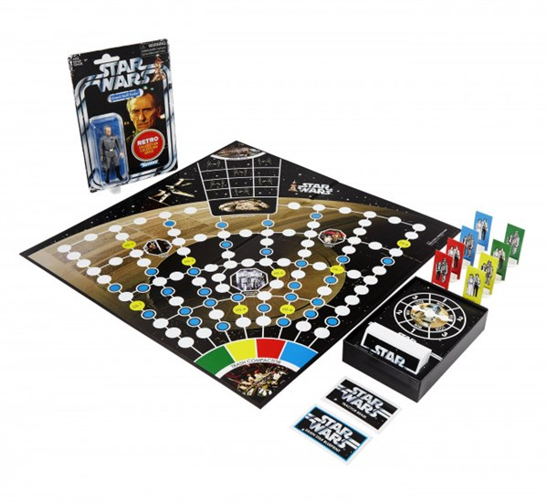 Star Wars - Brettspiel Escape from Death Star