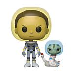 Rick and Morty - POP!-Vinyl Figur Raumanzug Morty