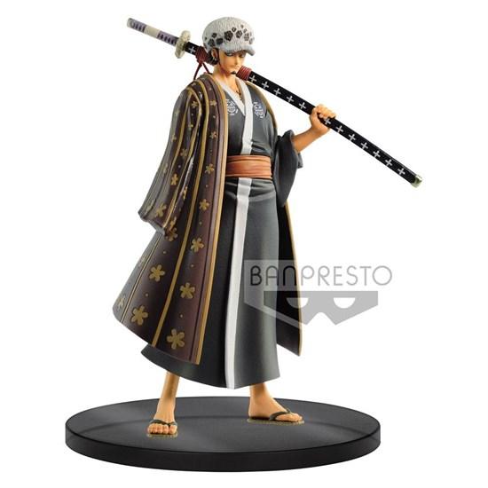 One Piece - Figur Wanokuni Vol. 3 Trafalgar Law