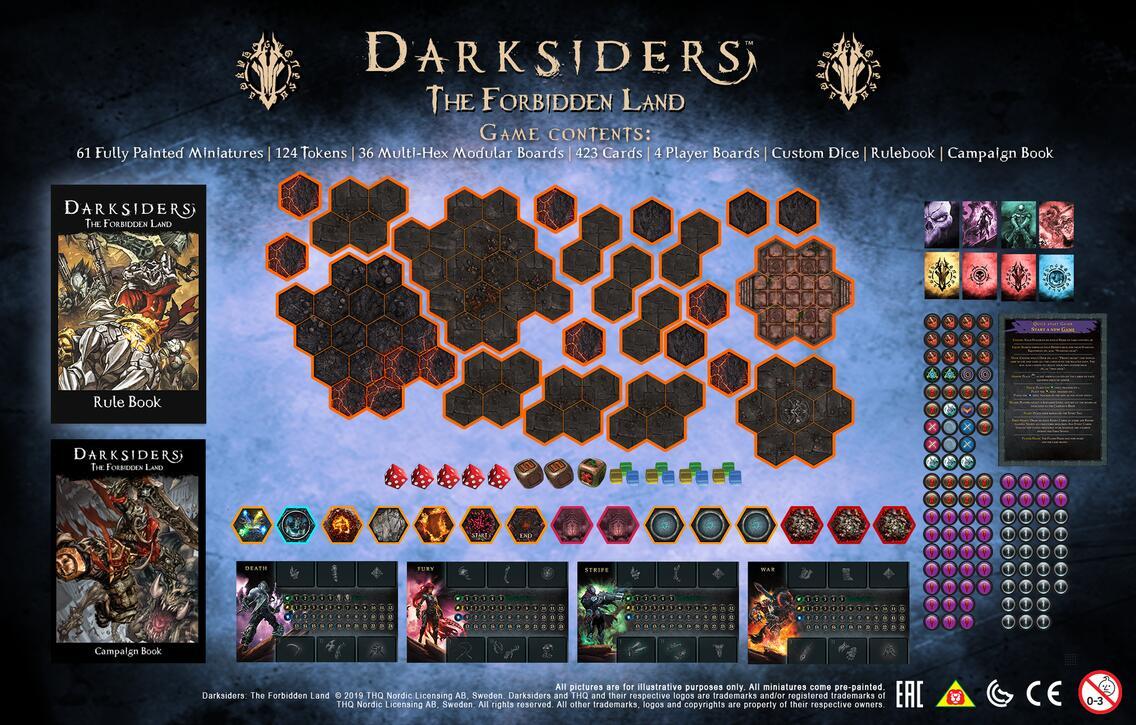 Darksiders Genesis Nephilim Edition (streng limitiert - only online!)