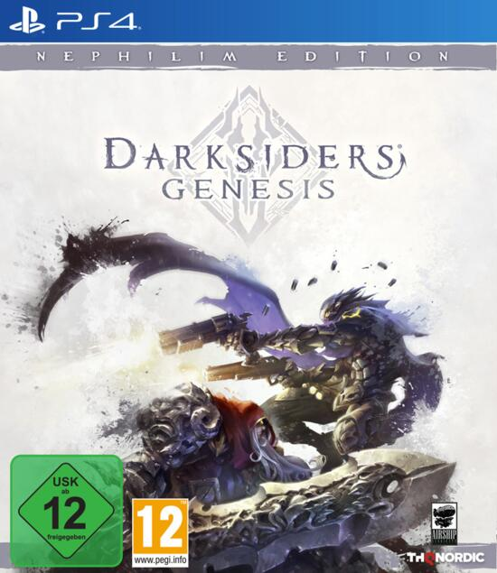 Darksiders Genesis Nephilim Edition (streng limitiert - only online!)